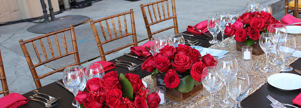 Red Rose in Wooden Box on Long Table.jpg