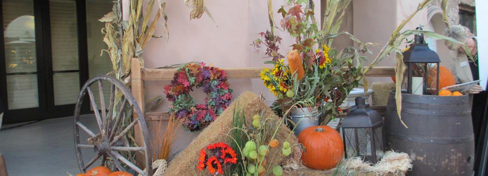 Small Harvest Vignette