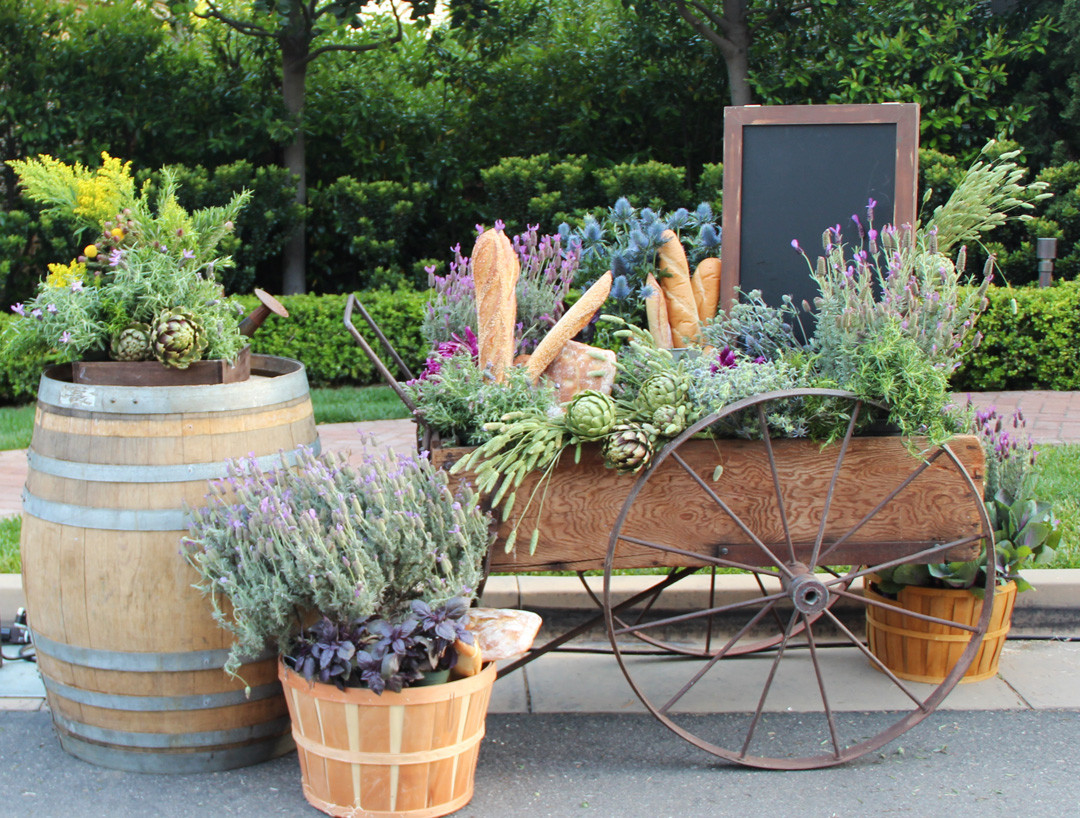 Lavendar Cart and Display.jpg