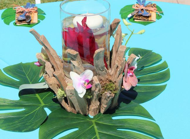 Tropical Floating Candle Drift Wood.JPG