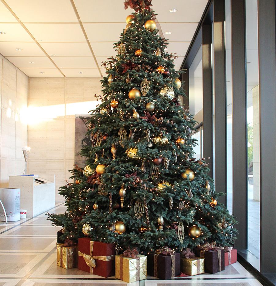 Gold and Bergundy Tree.jpg