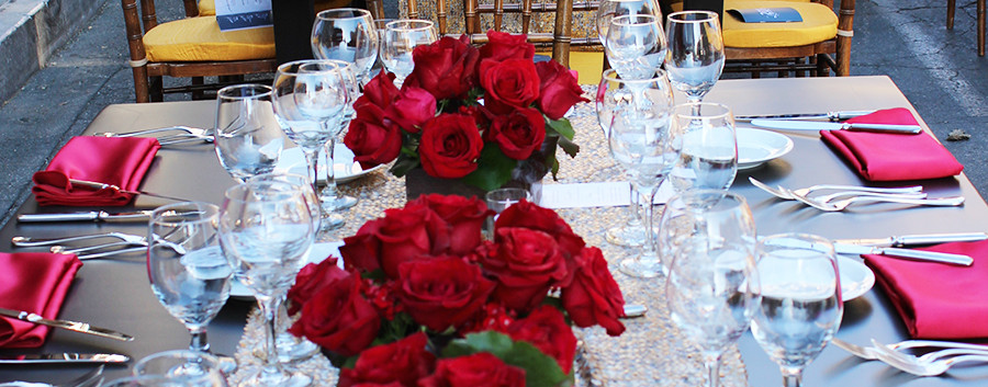 Red Roses in Wooden Box Long Table 1.jpg