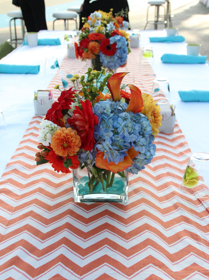 Orange and Blue Long Table.JPG