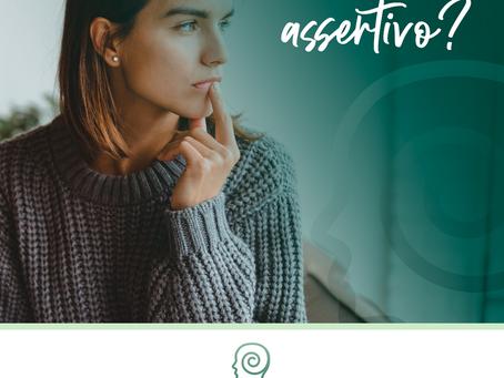 Você é assertivo?
