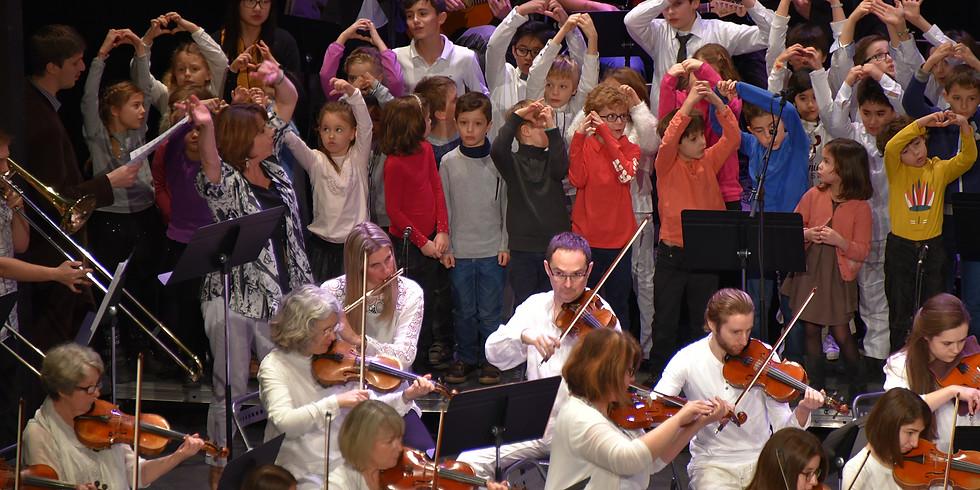 Concert des élèves de l'ecole de musique