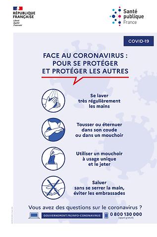Affiches gestes contre le coronavirus.pn