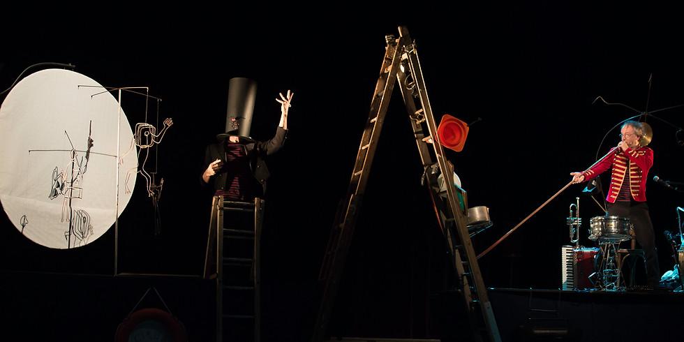 Quel cirque ! Lectures par Pierre Humbert