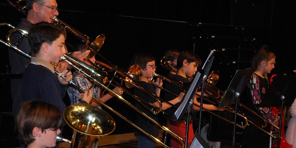 Concert des élèves de l'Ecole Municipale de musique et de Danse