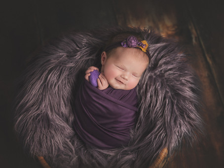 Newborn Session during COVID-19