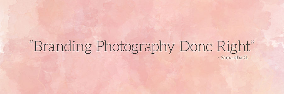 La Bella Sole Photography branding photo