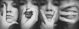 Love, boudoir, sign language, utah, photographer, ogden, ogden click, the 5th floor, valentines day