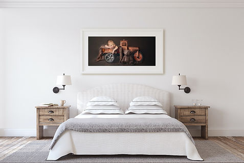 La_bella_sole_photography_wall_art_print
