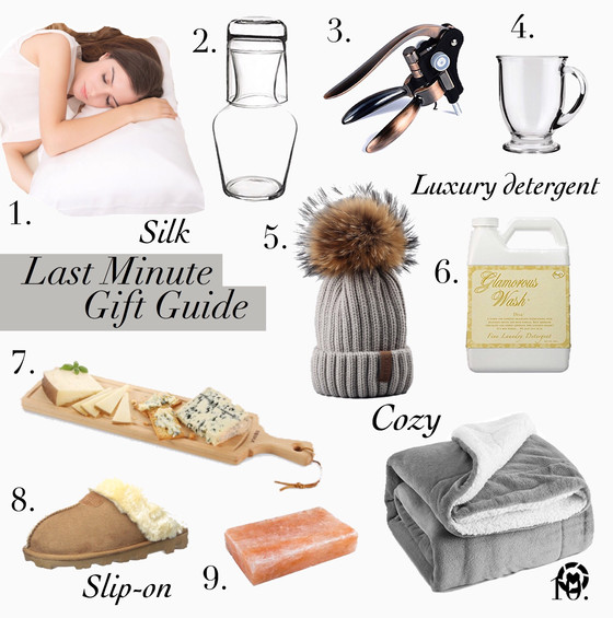 Last Minute Gifts $35 and Under!