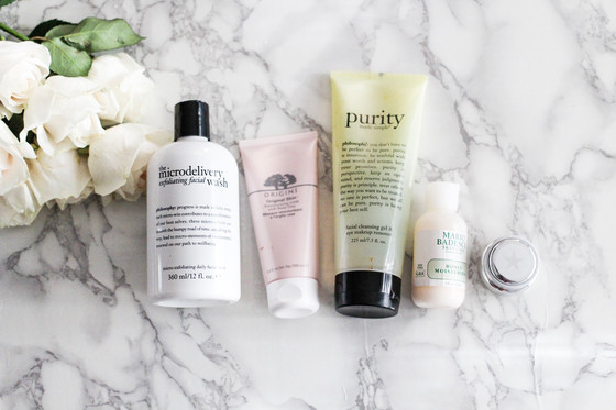 My Skincare Products