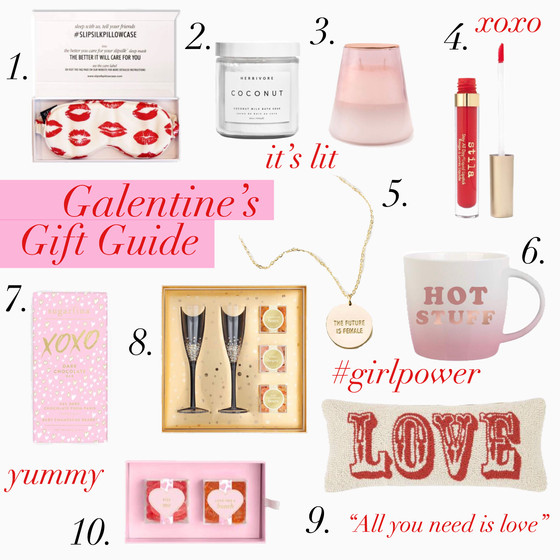 Gift Guide For Your Galentine