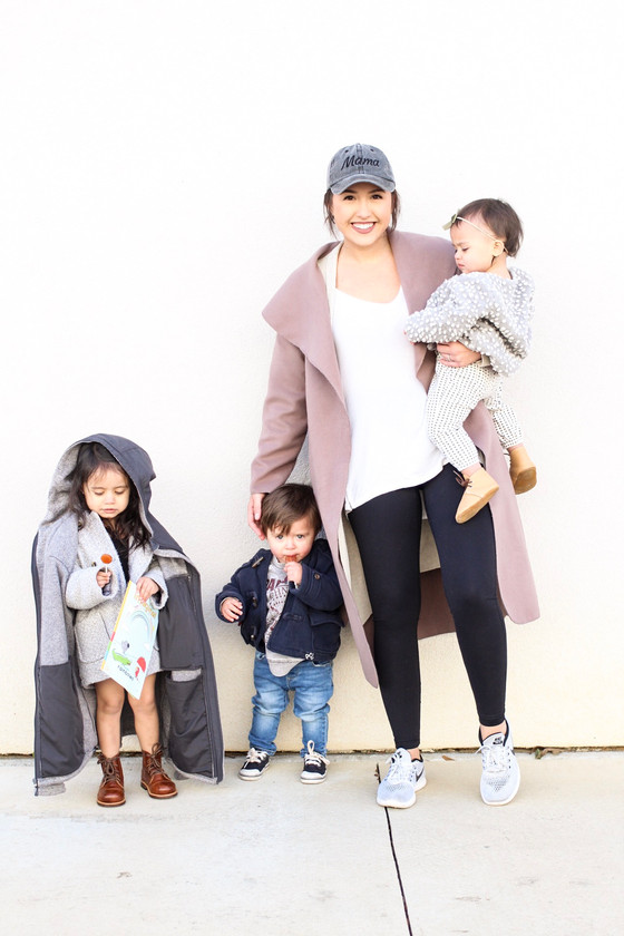 How I Afford to Buy Clothes for Three Kids!