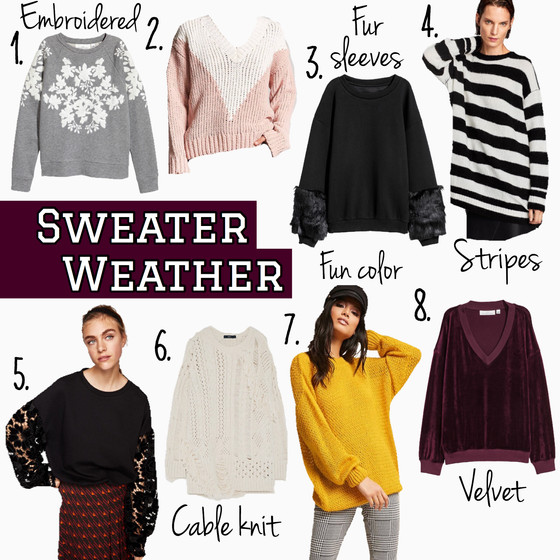 My Favorite Sweaters for $50 and Under