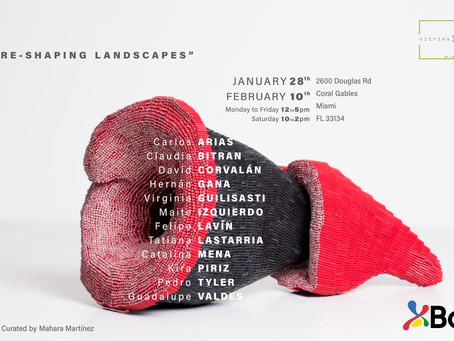 Re - Shaping Landscapes