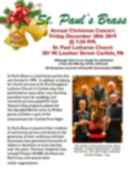 St Paul's Brass flyer.JPG