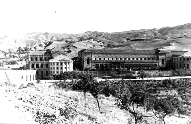 Se cumplen 100 años de la primera piedra del Seminario