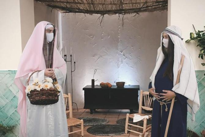 Belén Diocesano 2020: Alégrate porque Dios nace