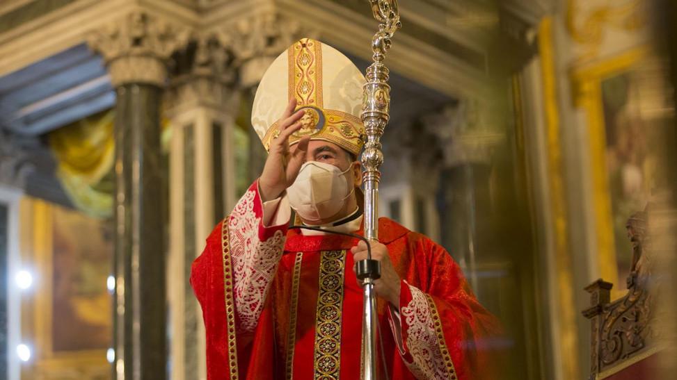 Aniversario de la ordenación episcopal de D. Jesús Catalá «Os llevo en el corazón»
