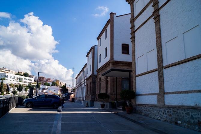 Salud elige el edificio Betania como arca de Noé en Málaga con 80 plazas para asintomáticos del coro