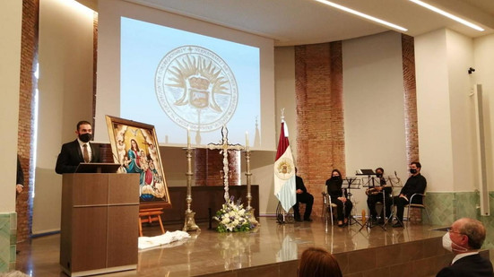 La Casa Diocesana acoge el pregón de las Glorias 2021