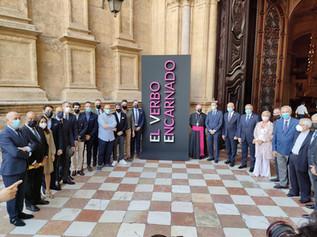 Una exposición en la Catedral de Málaga con marcado acento teológico y artístico