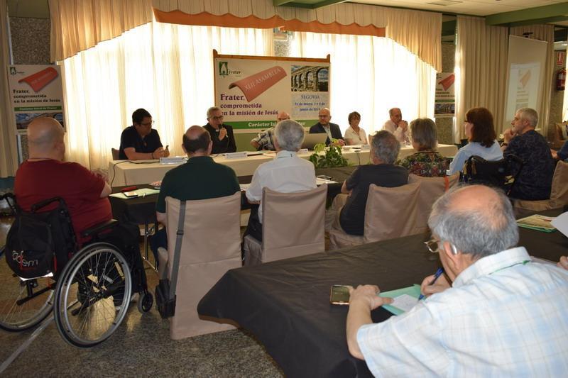 30 AGOSTO-5 SEPTIEMBRE: Se celebra en Málaga la XI Semana de Frater España