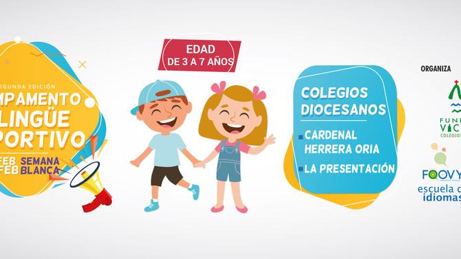 La Fundación Victoria organiza actividades bilingües y deportivas para la Semana Blanca