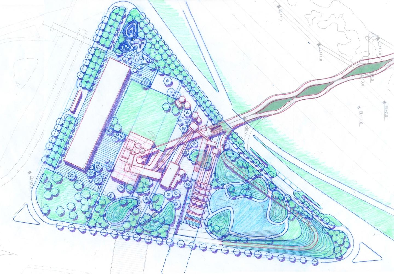 서울숲 보행교 기본계획 수립 및 공모관리 용역
