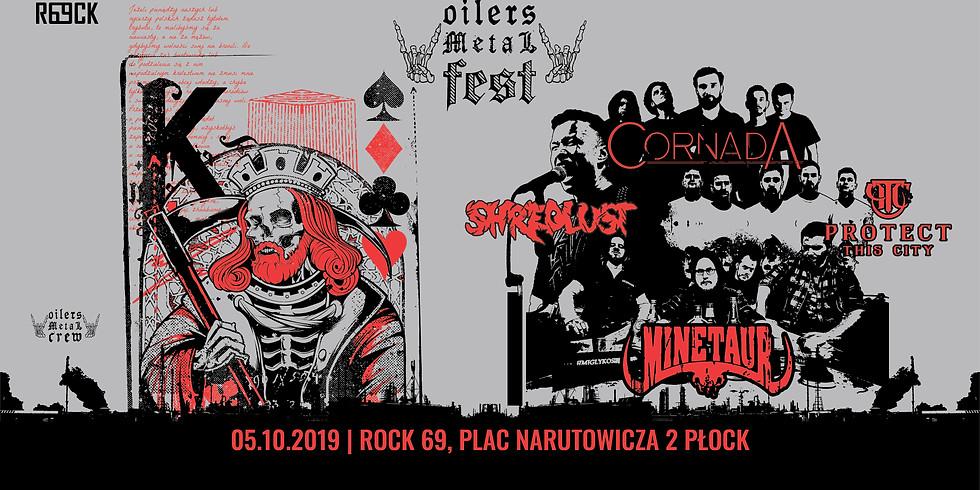Oilers Metal Fest vol.1