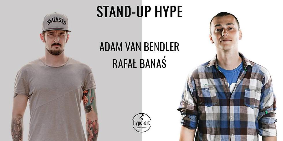 Stand-Up HYPE | Adam van Bendler & Rafał Banaś