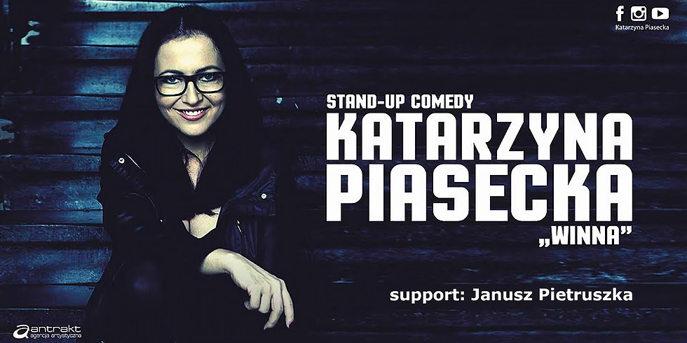 Katarzyna Piasecka Stand-up