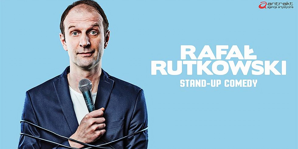 Rafał Rutkowski - Stand-up Comedy