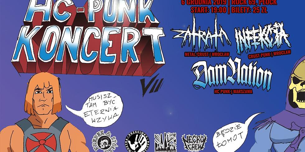 HC-PUNK Koncert