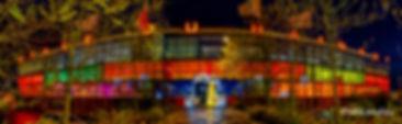 Illuminations du stade de valenciennes