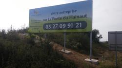 Panneaux Porte du hainaut