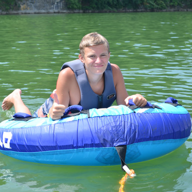 Tubing is always FUN!