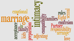 Intimacy Marriage Family