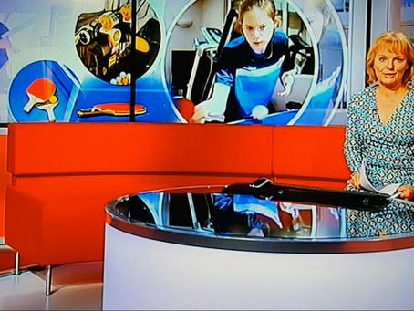 My BBC TV Appearance