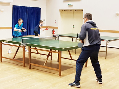 Grassroots Table Tennis