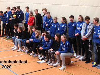 16. Grundschulspielfest der HSG Hüllhorst