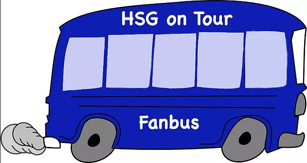 Fanbus 29.02.2020 nach Steinhagen