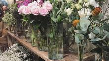 Que no falten las flores