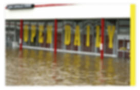 flood cleanup turtle lake, wi