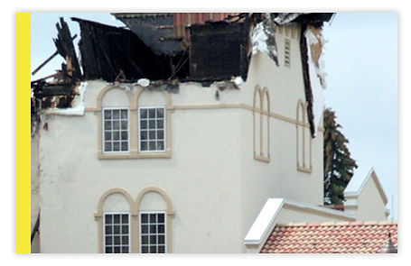 fire damage restoration turtle lake, wi