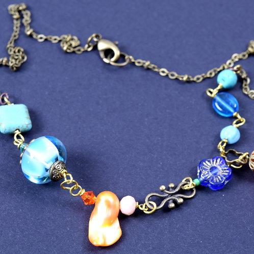 Necklace collectors delight