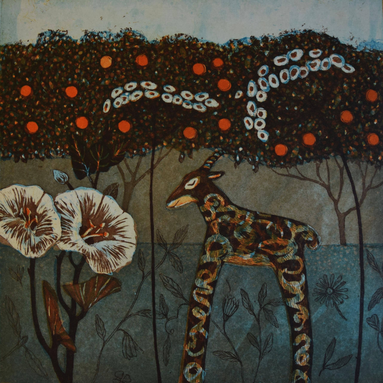 Wächter des Apfelgarten